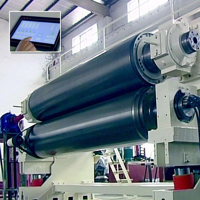 Paper Calender Machine Guoguang